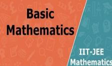 Free Demo Lecture on Fundamental Mathematics for IITJEE Aspirants