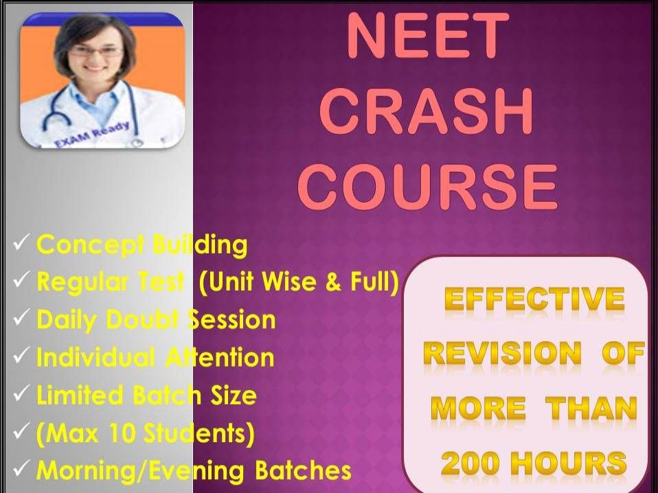 NEET CRASH COURSE