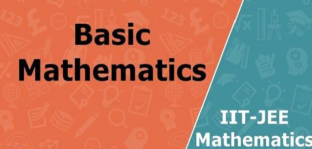 Fundamental Mathematics for IIT JEE